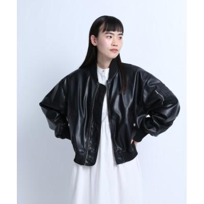 JEANASIS / 【eL】2Type MA-1/940310 WOMEN ジャケット/アウター > MA-1