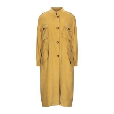 OOF ライトコート  レディースファッション  コート  その他コート オークル