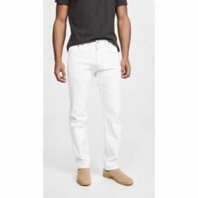 リーバイス Levis Red Tab メンズ ジーンズ・デニム ボトムス・パンツ 501 93 Straight Denim Jeans Eggshell