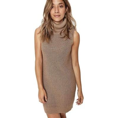 ロール Lole レディース ワンピース ワンピース・ドレス Basia Dress Latte Heather