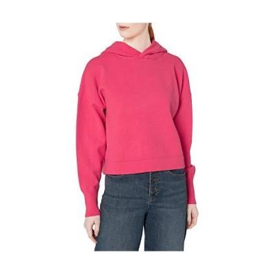 並行輸入品BB Dakota レディース フード付きセーター US サイズ: Small カラー: ピンク