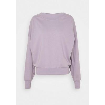 ジェイディーワイ パーカー・スウェットシャツ レディース アウター JDYGIANNA LIFE  - Sweatshirt - lavender gray