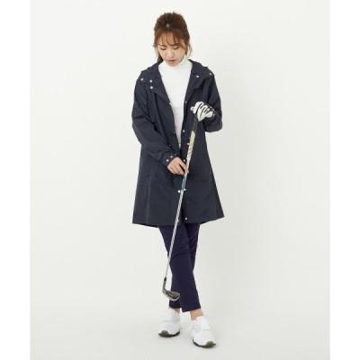 ジャケット ブルゾン 【FILA:フィラゴルフ】レディーススプリングコート / ブルゾン  / ゴルフウェア