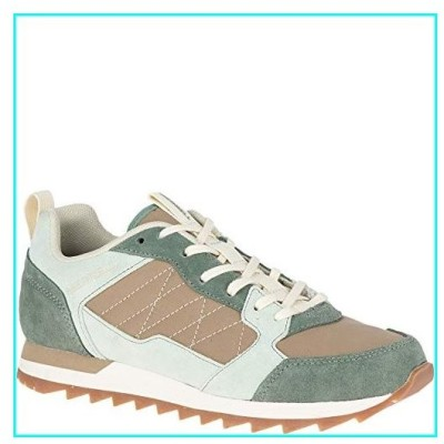 Merrell Women's, Alpine Sneaker Laurel/Foam 8 M