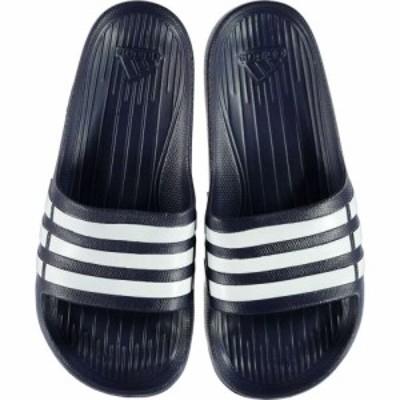 アディダス adidas メンズ サンダル シューズ・靴 Duramo Sliders (1 pair) Navy/White