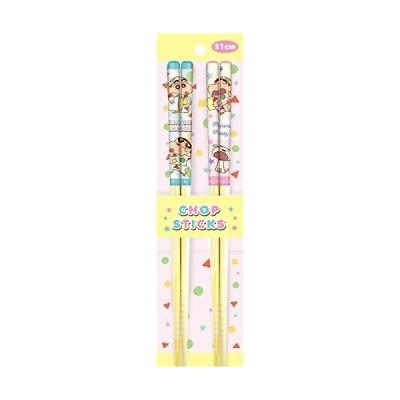 ティーズファクトリー クレヨンしんちゃん 竹箸2Pセット ピンクパジャマ H21cm KS-5535413PP