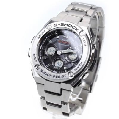 カシオ Gショック Gスチール CASIO G-SHOCK G-STEEL 電波 ソーラー 電波時計 腕時計 メンズ タフソーラー GST-W310D-1AJF