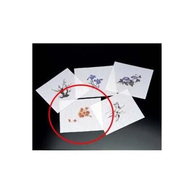 鮮度保持紙(100枚入) M30-087 もみじ/業務用/新品