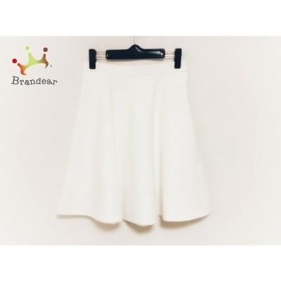 ジャスグリッティー JUSGLITTY スカート サイズ2 M レディース 美品 白       スペシャル特価 20200925