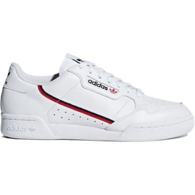 アディダス コンチネンタル 80 adidas CONTINENTAL 80 フットウェアホワイト/スカーレット/カレッジネイビー G27706 日本国内正規品
