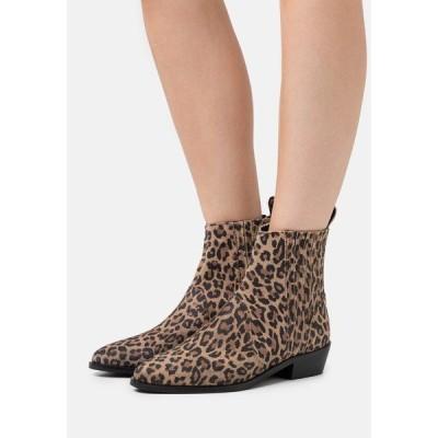 ヤス ブーツ&レインブーツ レディース シューズ YASSALTA BOOTS - Classic ankle boots - black