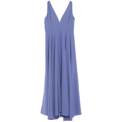 HH COUTURE ロングワンピース&ドレス ライラック XL ポリエステル 100% ロングワンピース&ドレス