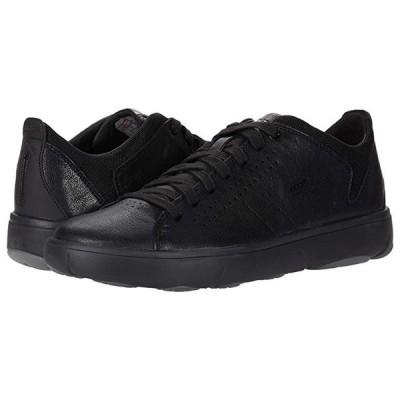 Geox Nebulay 5 メンズ スニーカー 靴 シューズ Black
