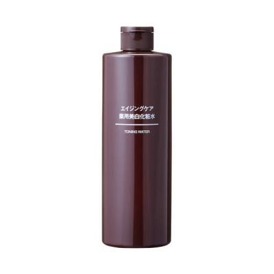 無印良品 エイジングケア薬用美白化粧水(大容量) 400mL 良品計画