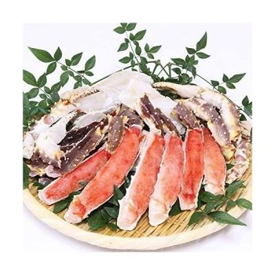 簡単・便利なカット済み タラバ蟹 1kg 脚 川口水産 カニ 蟹 かに