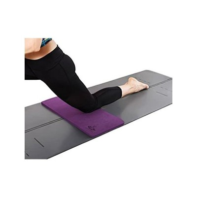 Heathyoga ヨガ Knee Pad, Great for Knees and Elbows While Doing ヨガ and Floor