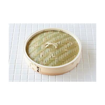 【かごや】杉 中華せいろ24cm【ふた】(0126) 中華蒸篭(セイロ・蒸し器)