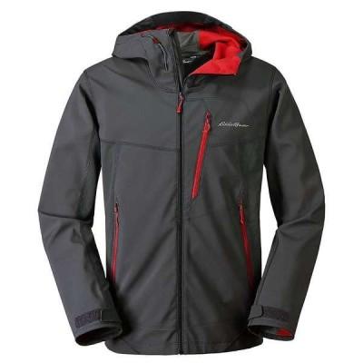エディー バウアー メンズ ジャケット・ブルゾン アウター Eddie Bauer First Ascent Men's Sandstone Shield Hooded Jacket