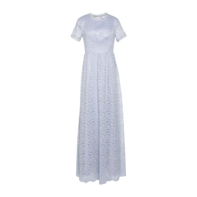 BY MALINA ロングワンピース&ドレス ライラック XS ナイロン 60% / コットン 30% / レーヨン 10% ロングワンピース&ドレス