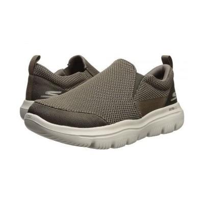 SKECHERS Performance スケッチャーズ メンズ 男性用 シューズ 靴 スニーカー 運動靴 Go Walk Evolution Ultra - Impeccable - Khaki