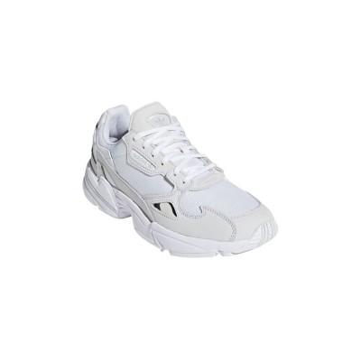 【アディダス】 ADIDASFLCN W ユニセックス ホワイト 25.5cm adidas