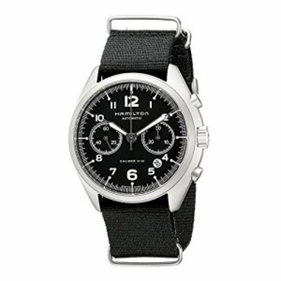 [ハミルトン]HAMILTON 腕時計 Khaki Pilot Pioneer(カーキ パイロット パイオニア) オートクロノ H76456435 メンズ 【並行?