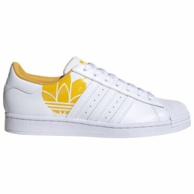 (取寄)アディダス メンズ スニーカー シューズ  オリジナルス スーパースター  Men's Shoes adidas Originals Superstar  White Active G