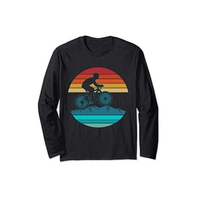 Mountainbike 長袖Tシャツ