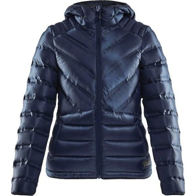 クラフトスポーツウェア ジャケット・ブルゾン レディース アウター Craft Sportswear Women's LT Down Jacket Blaze
