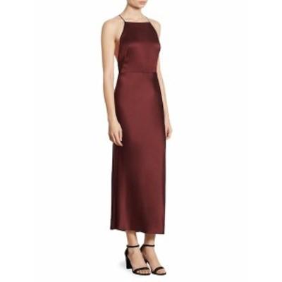 ジェイソンウー レディース ワンピース Satin Crisscross Cocktail Dress
