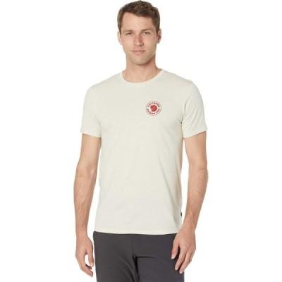 フェールラーベン Fjallraven メンズ Tシャツ トップス 1960 Logo T-Shirt Chalk White