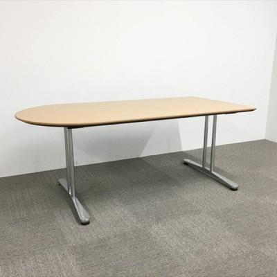 ミーティングテーブル 要組立 インターレイス 4L31FC-MB05 オカムラ  中古 TM-842811B
