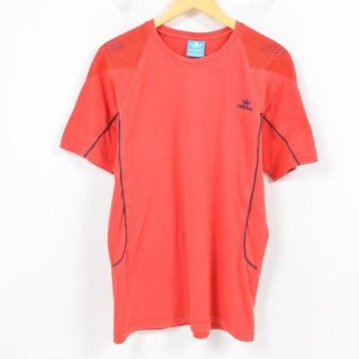 adidas ORIGINALS ワンポイントロゴTシャツ メンズM /war9167