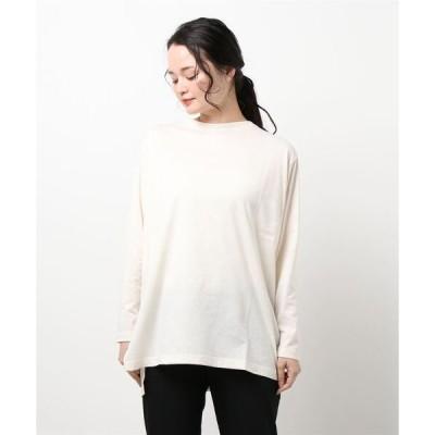 tシャツ Tシャツ サイドスリットロンT *