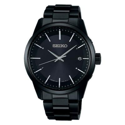 セイコー ソーラー電波時計 SBTM257 男性用 メンズ 腕時計 SEIKO 名入れ刻印対応、有料 取り寄せ品