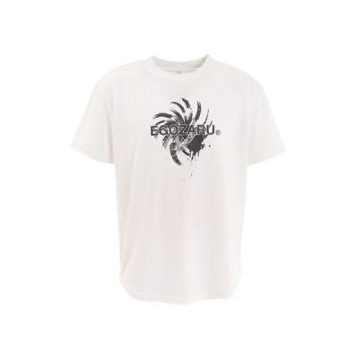 エゴザル(EGOZARU) TOUGHNESS Tシャツ EZST-2002-025 (メンズ、レディース)