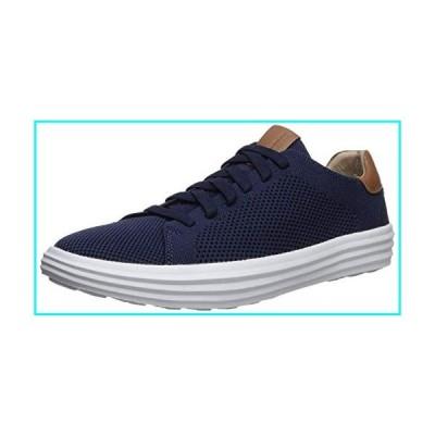 Mark Nason Los Angeles Men's Mondo Sneaker, Navy, 10.5 M US