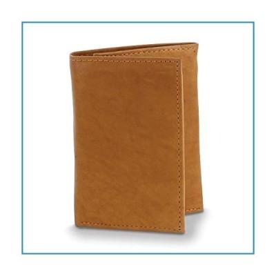 新品Sonia Jewels Tan Leather Trifold Wallet【並行輸入品】