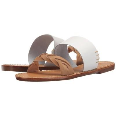 ソルドス Soludos レディース サンダル・ミュール シャワーサンダル シューズ・靴 Braided Slide Sandal White