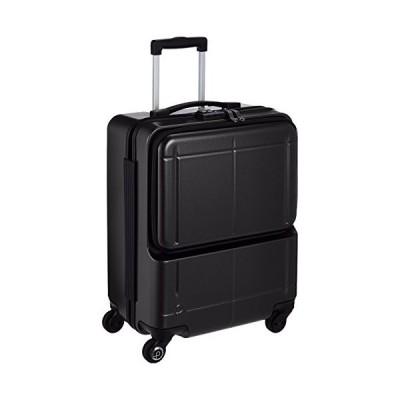 [プロテカ] スーツケース 日本製 マックスパスH2s サイレントキャスター 機内持ち込み可 保証付 40L 46 cm 3.3kg ブラック