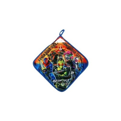 ループタオル ループ付き 幼稚園 ハンドタオル 仮面ライダーゼロワン マイクロファイバー 特撮ヒーロー ナストーコーポレーション 34×34cm