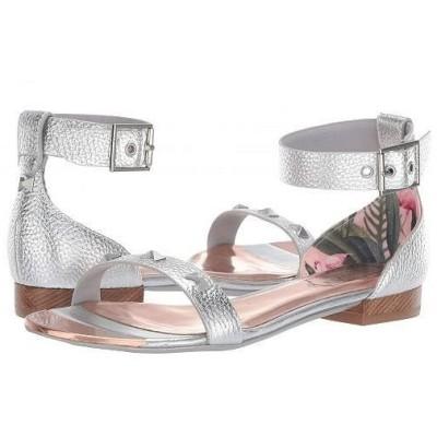 Ted Baker テッドベイカー レディース 女性用 シューズ 靴 サンダル Ovey - Silver