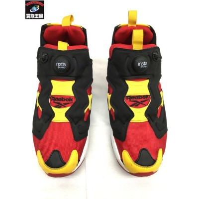 Reebok/リーボック/インスタポンプ フューリー/InstaPump Fury OG Shoes/eh1788/レッド/ブラック/27