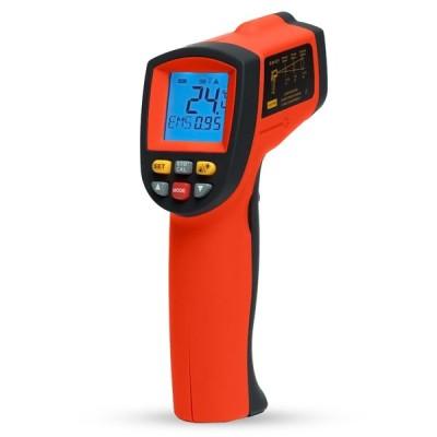非接触型 赤外線 放射 工業用 温度計 Tempro 700 日本語取扱説明書付き 測定範囲-50°〜700° 赤外線測温器 非接触型測温計 業務用温度計