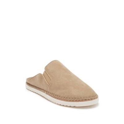 スジーナ レディース スニーカー シューズ Rayna Slip-On Mule Sneaker BEIGE SAND