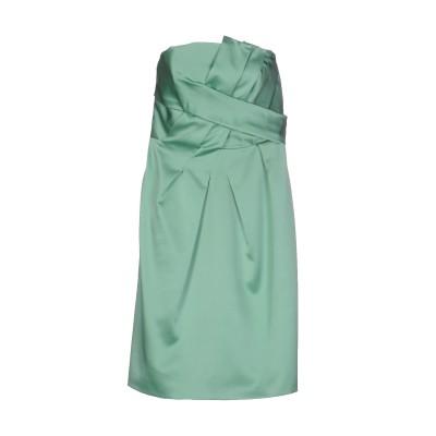 アルベルタ フェレッティ ALBERTA FERRETTI ミニワンピース&ドレス ライトグリーン 42 シルク 100% ミニワンピース&ドレス