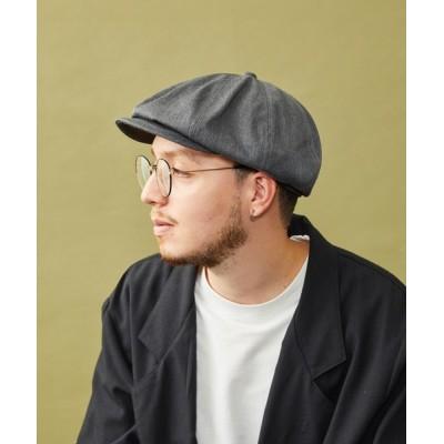 GARDEN TOKYO / CPH/シーピーエイチ/@521 TC TWILL CASQUETTE/521TC ツイルキャスケット MEN 帽子 > キャスケット