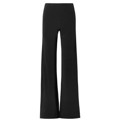 ロゼッタ・ゲッティ ROSETTA GETTY パンツ ブラック 0 レーヨン 96% / ポリウレタン 4% パンツ