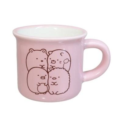 マグカップ ミニ ミニマグ ピンク すみっコぐらし サンエックス マリモクラフト プレゼント キャラクター