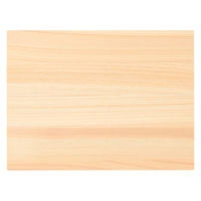 良品計画無印良品 ひのき調理板・薄型・小 約幅24×奥行18×厚さ1.3cm 15254385 良品計画